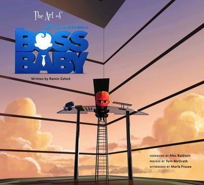 The Art of the Boss Baby by Ramin Zahed image