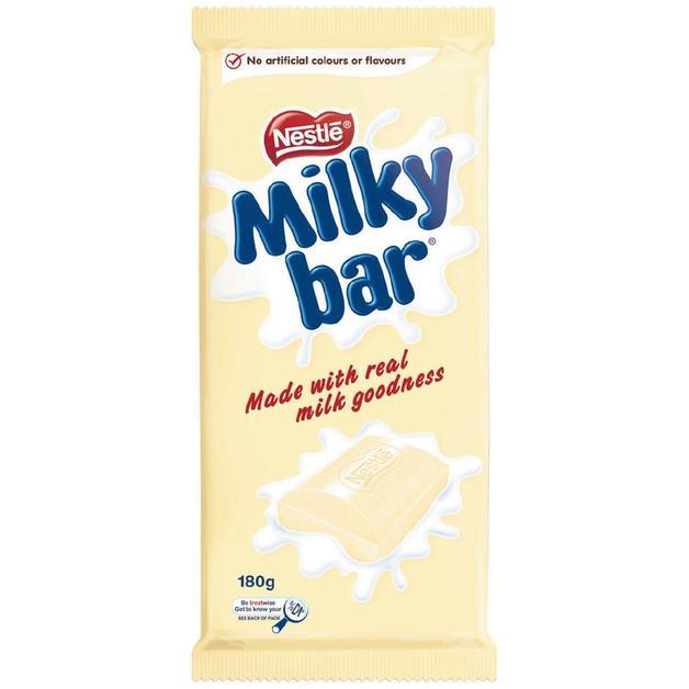 Milkybar Block (180g)