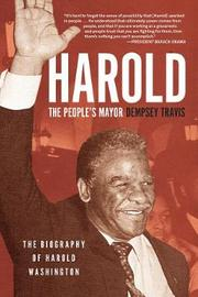 Harold, the People's Mayor by Dempsey Travis image