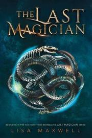 The Last Magician by Lisa Maxwell image