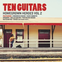 Ten Guitars Homegrown Heroes 2 by Various Artists