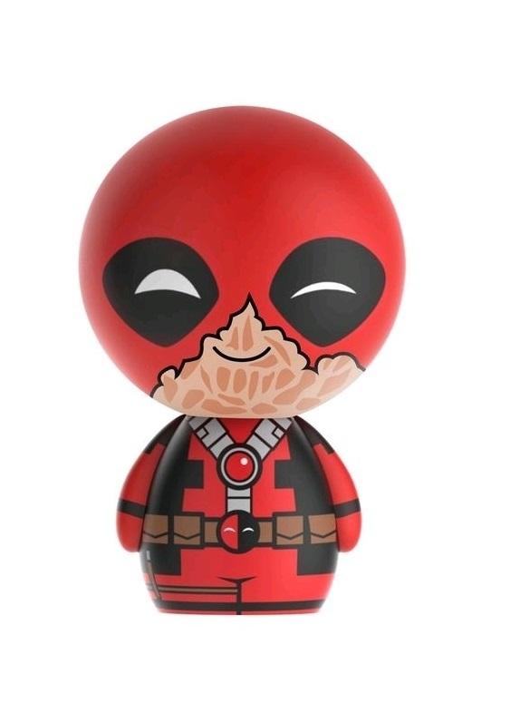 Marvel: Deadpool (Torn Mask Ver.) - Dorbz Vinyl Figure image