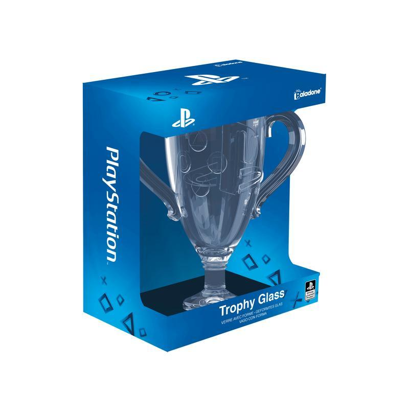 Playstation Trophy Glass image