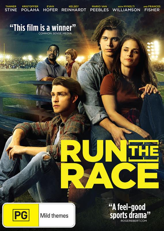 Run The Race on DVD
