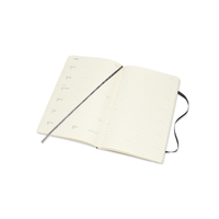 Moleskine: 2021 Diary Large Soft Cover 12 Month Weekly - Black