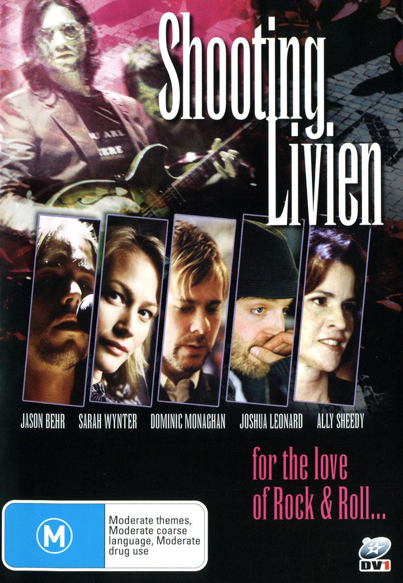 Shooting Livien on DVD image