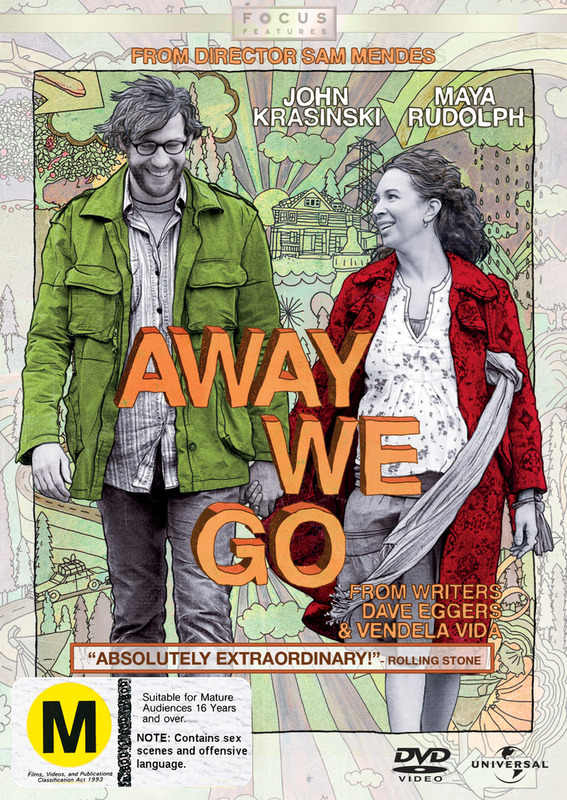 Away We Go on DVD