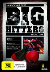 Big Hitters - Round One on DVD