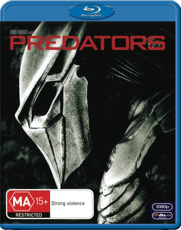 Predators on Blu-ray