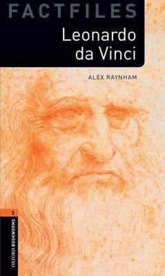 Oxford Bookworms Library Factfiles: Level 2:: Leonardo Da Vinci by Alex Raynham image