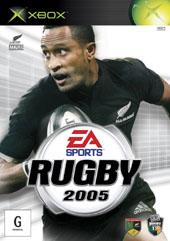 Rugby 2005 for Xbox
