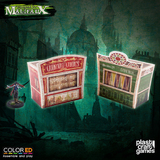 ColorED Scenery: Malifaux Circus Stand