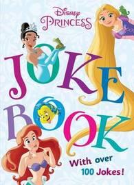 Disney Princess Joke Book (Disney Princess) by Courtney Carbone