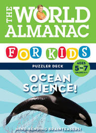 World Almanac Puzzler Deck: Ocean Science by Christine Economos image