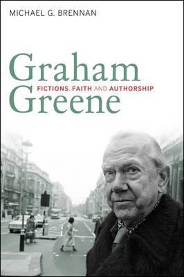 Graham Greene by Michael G. Brennan image