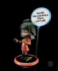 Star Trek Trekkies Q-Pop Uhura PVC Figure
