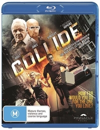 Collide on Blu-ray