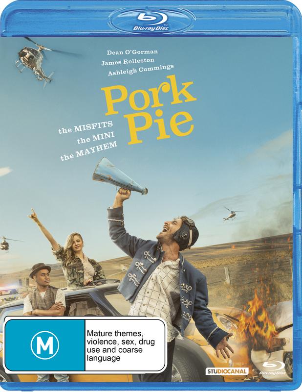 Pork Pie on Blu-ray