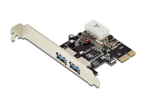 Digitus PCIE USB3.0 2-Port Add-On Card