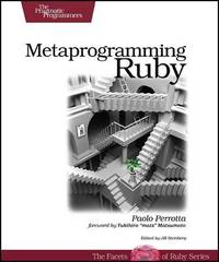 Metaprogramming Ruby by Paolo Perrotta image