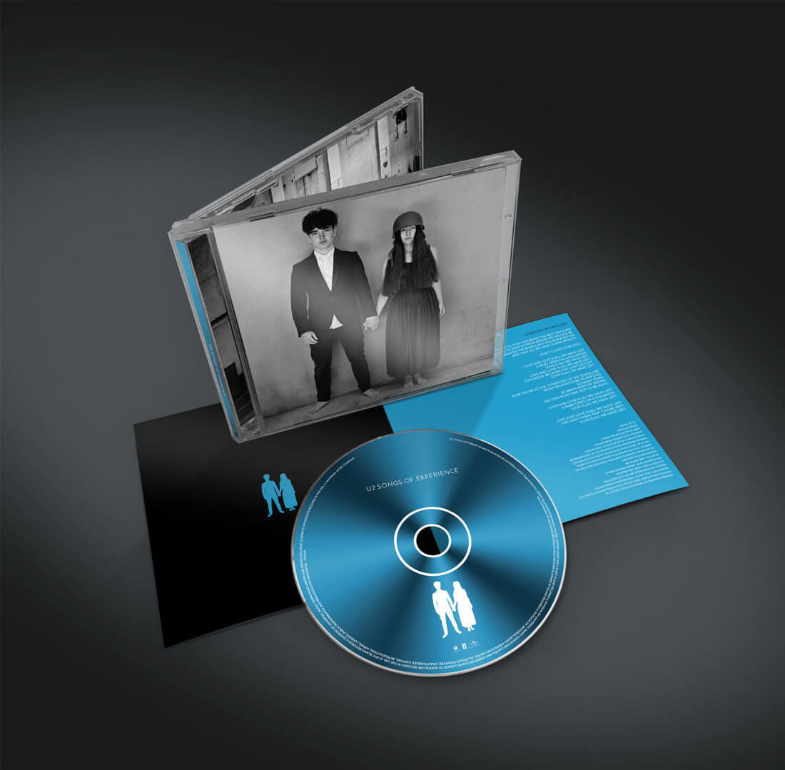 Songs of Experience by U2 image