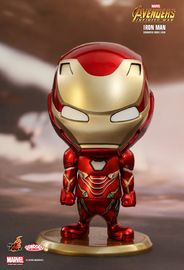 Avengers: Infinity War - Iron Man (Mark-50) Cosbaby Figure