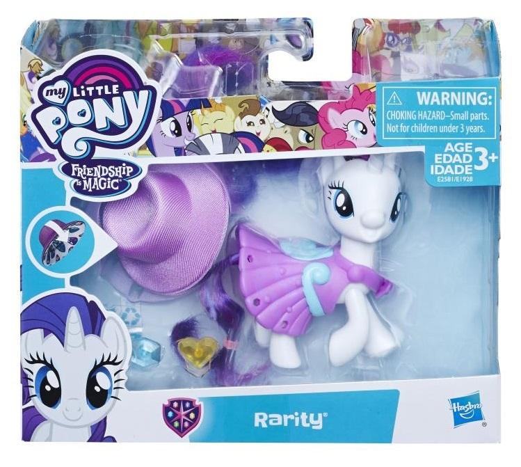 My Little Pony: Show & Tell Pony - Rarity image