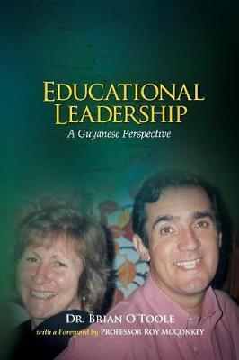 Educational Leadership by Brian O'Toole image