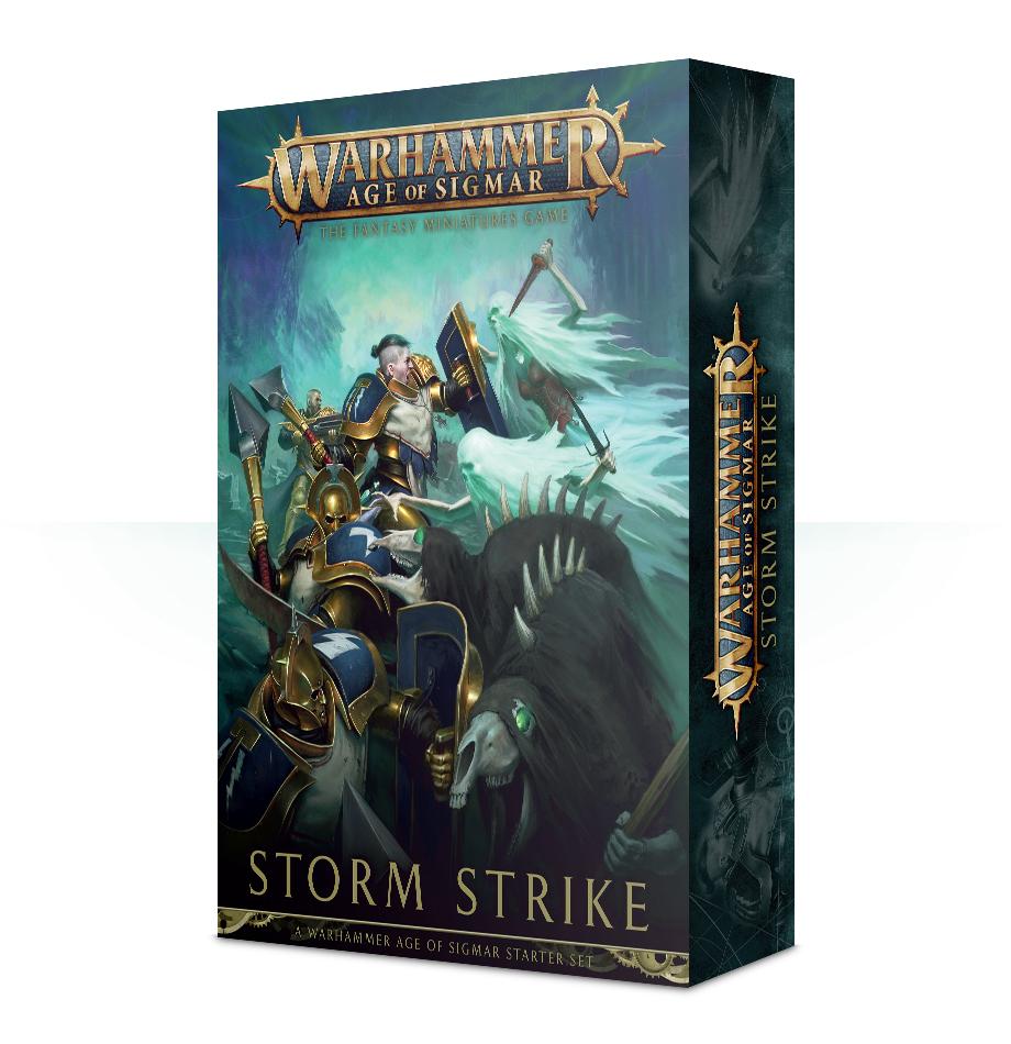 Warhammer Age of Sigmar: Storm Strike image