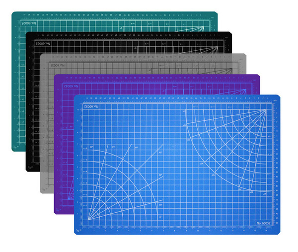 "Excel Cutting Mat 12"" X 18"" Green"