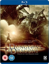 Dungeons & Dragons Wrath on Blu-ray