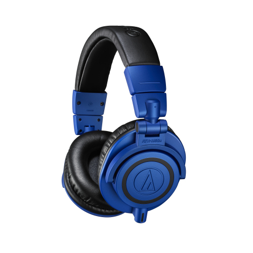 Audio-Technica: Limited Edition Professional Monitor Heapdhones - Blue