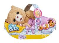 Little Live Pets: Cozy Dozy - Cuddles The Bear