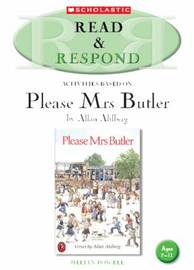 Please Mrs Butler Teacher's Resource by Jillian Powell image