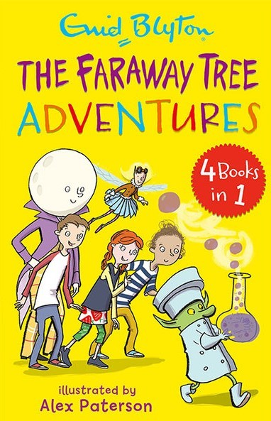 The Faraway Tree Adventures Bind-up by Enid Blyton