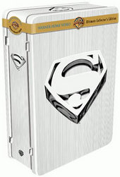 Superman - The Ultimate Collector's Edition (13 Disc Tin Set) on DVD