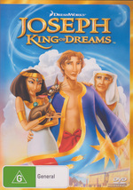 Joseph - The King Of Dreams on DVD