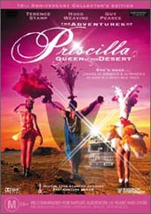 The Adventures of Priscilla, Queen of the Desert on DVD