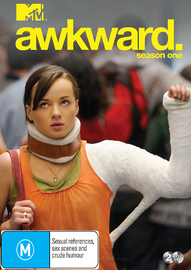 Awkward - Series 1 on DVD