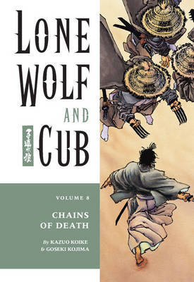Lone Wolf And Cub Volume 8 by Kazuo Koike image