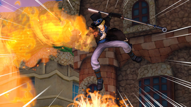 One Piece: Pirate Warriors 3 for PS3 image