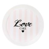 Miss Étoile - Love Cake Plate