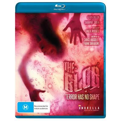 The Blob (1988) on Blu-ray