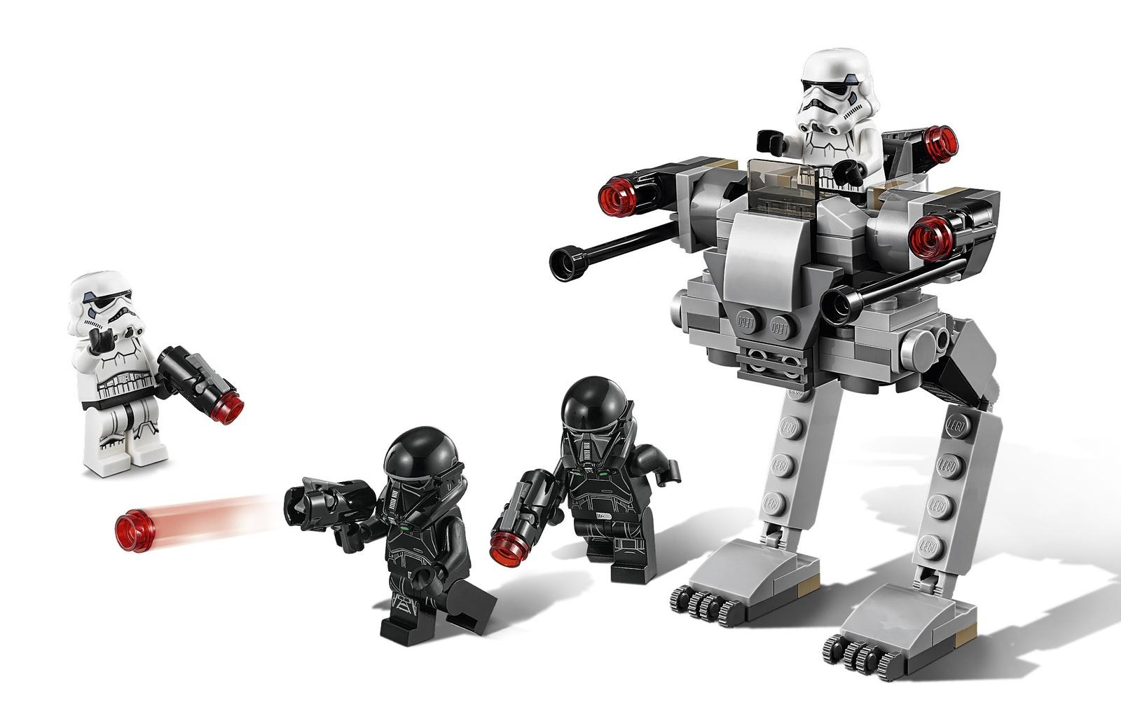 LEGO Star Wars: Imperial Trooper Battle Pack (75165 ...