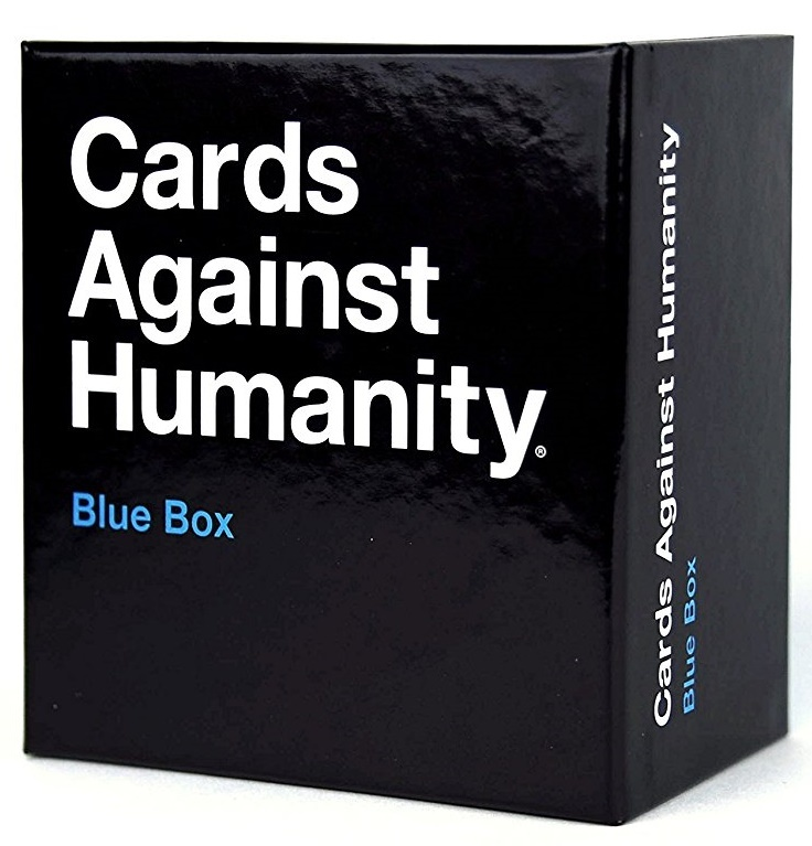 Cards Against Humanity: Blue Box - Expansion image