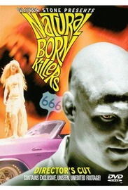 Natural Born Killers on DVD image