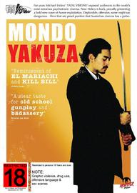 Mondo Yakuza on DVD