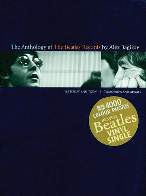 """The Anthology of the """"Beatles"""" Records by Alex Bagirov image"""