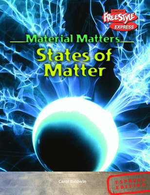 Freestyle Express Material Matters Matter Hardback by Carol Baldwin image