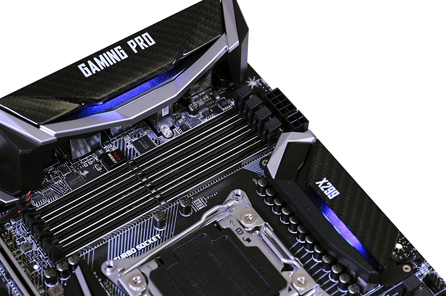 MSI X299 Gaming Pro Carbon AC-WIFI Motherboard image